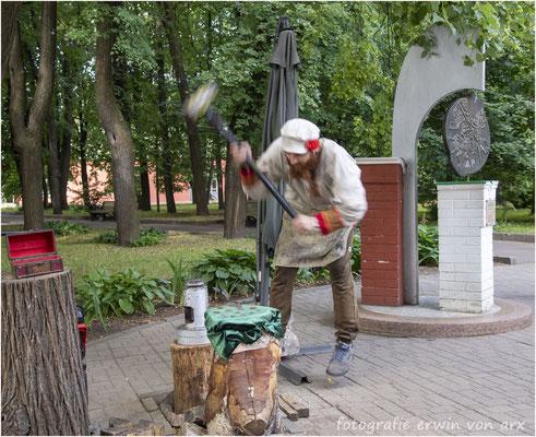 Jaroslawl. Der Münzenpräger