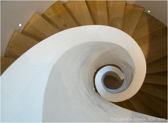 Weil am Rhein, Treppe im Vitra Design Museum