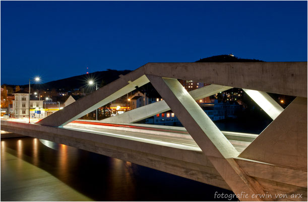 Olten, neue Brücke der Umfahrungsstrasse