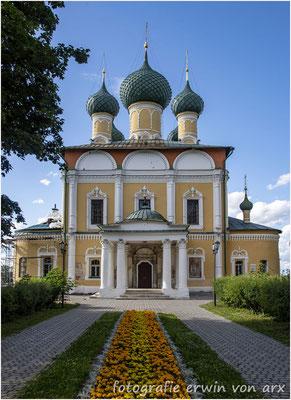 Uglitsch, Kremel. Die Verklärungskirche