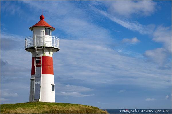 Der Leuchtturm von Tórshavn