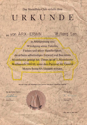 Diplom 1969