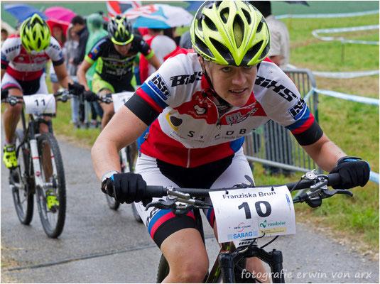 Argovia GEAX-Fischer Cup und Schweizer Meisterschaft XCO in Lostorf 2014