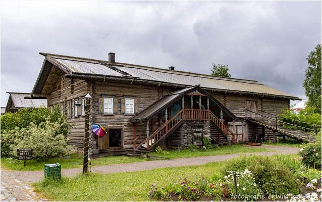 Mandrogi. Museumsdorf