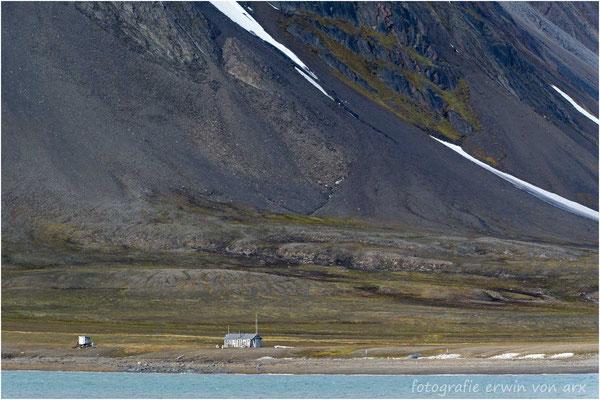 Bamsebu die alte Walfangstation