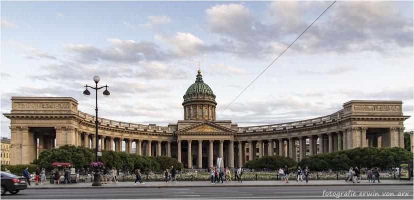 St. Petersburg. Kasaner-Kathedrale