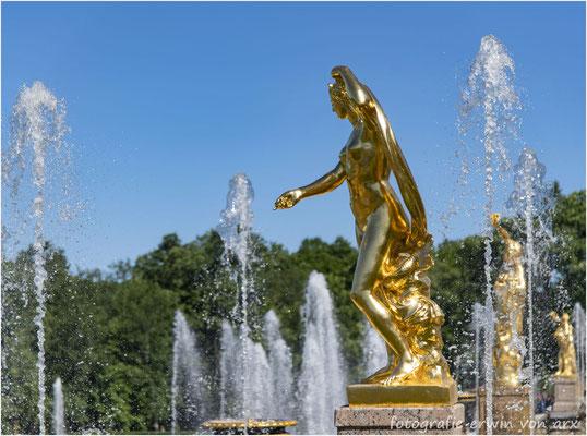 St. Petersburg. Peterhof