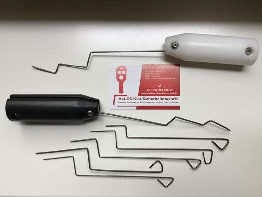Öffnungswerkzeuge Beispiel 02