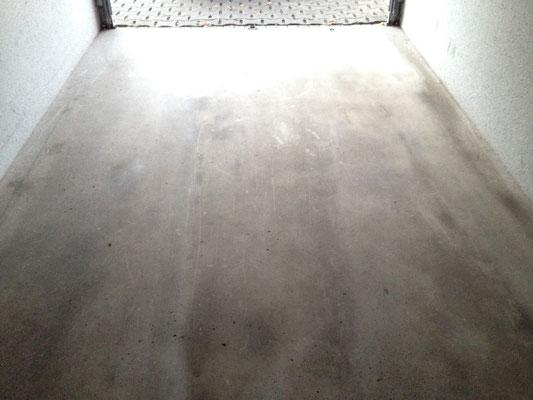 Ansonsten war die Garage sehr sauber, alles paletti! ;)