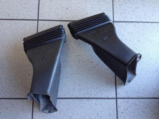 Langersehnt! Die originalen Luftkanäle für die vordere Bremse.
