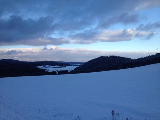 Schöne Winter-Landschaft!