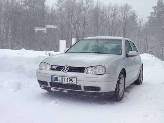 """Guter """"Winter-Express""""! ;)"""