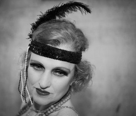 jaren '20, fotoshoot, fotograaf Hardenberg