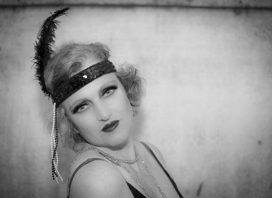 jaren '20 , fotoshoot, fotograaf Hardenberg