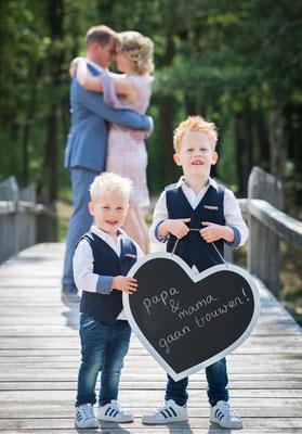 Fotografie Hardenberg, trouwreportage,