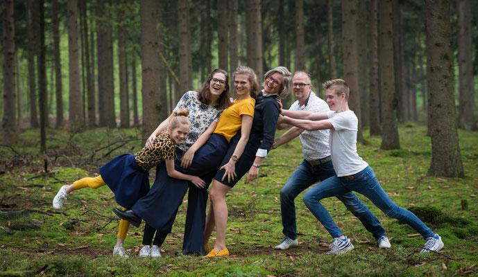 familyshoot, fotografie Hardenberg
