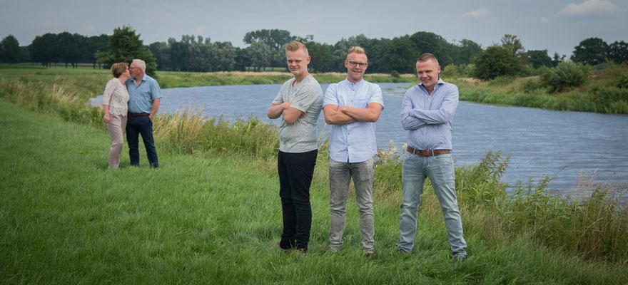 Family shoot Fotografie Hardenberg Vecht