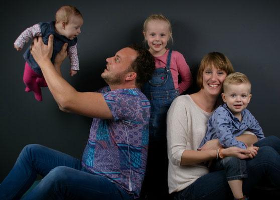 studio op locatie, Hardenberg, gezinsfotografie, fotograaf Hardenberg