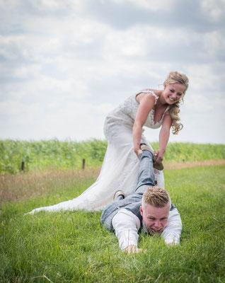 trouwfotografie, bruidsreportage Vollenhove, fotografie Hardenberg