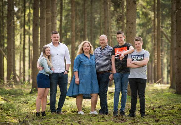 familieshoot, familiefotografie Hardenberg, fotograaf Hardenberg