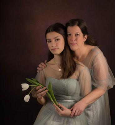 moederendochterfotografie, fotograaf Hardenberg