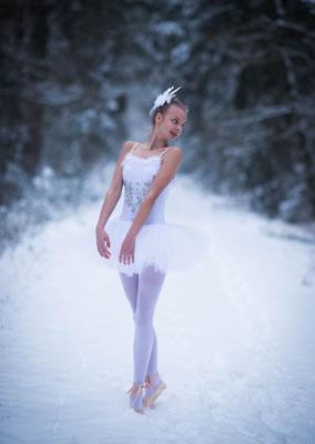 fotograaf Hardenberg, ballerina, Olde Meijer