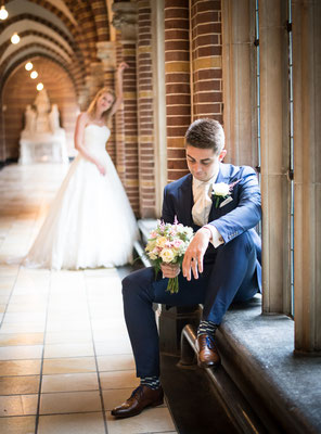 Dominicanerklooster Zwolle, bruidsfotografie, fotograaf Hardenberg