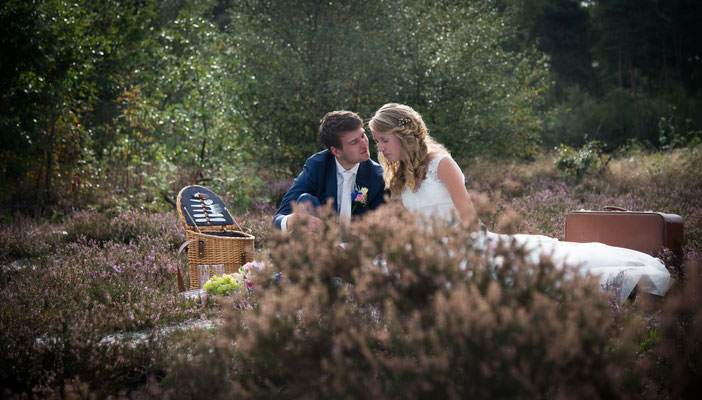 bruidsfotografie, wezepse hei, fotograaf hardenberg