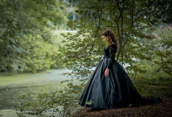 fantasyshoot, visagie, fotograaf Hardenberg, fotograaf Overijssel, potret