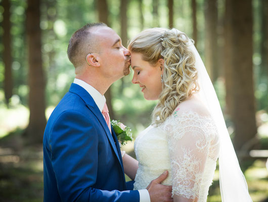 trouwreportage, bruiloftfotografie Hardenberg