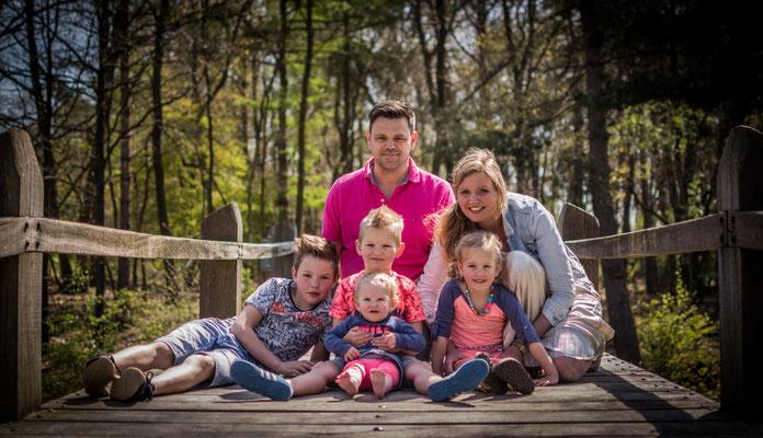 Family shoot Fotografie Hardenberg Olde Meijer