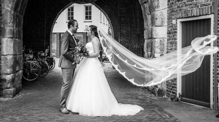 Bruidsfotografie Zwolle, fotograaf Hardenberg