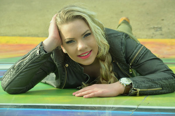 Hardenberg 1 persoons fotografie incl. make up