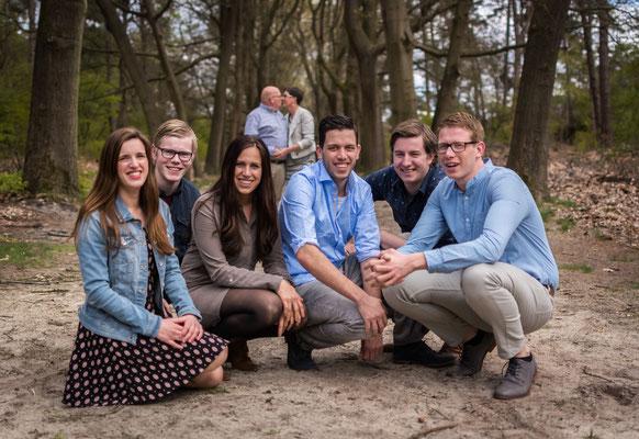 familieshoot fotografie  Beerze