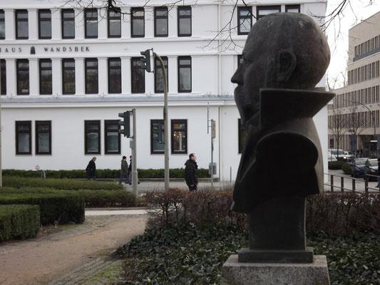 Tycho Brahe Büste