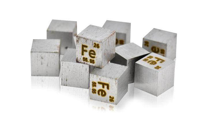iron cube, iron metal cube, iron cubes, iron density cubes, metal density cubes, iron cube for collection and display