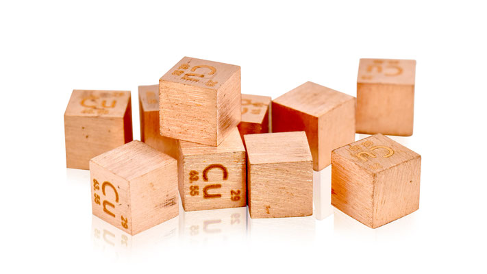 copper cube, copper metal cube, copper cubes, copper density cubes, metal density cubes, copper cube for collection and display