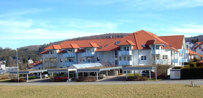 """Senioren-Wohnanlage """"Betreutes Wohnen"""" Haus am Hennenstein"""
