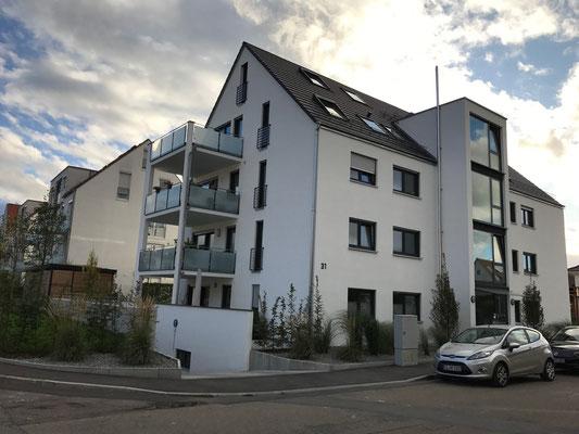 Wohnanlage in 73230 Kirchheim unter Teck