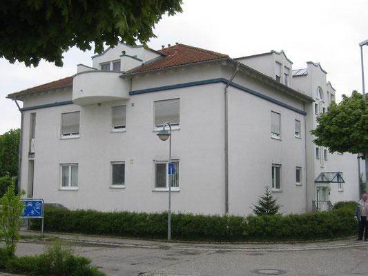 Wohnanlage in 89129 Langenau
