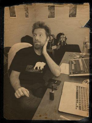 Steven Moalic ingénieur du son