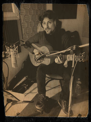 Cristobal Corbel : Guitare Flamenca