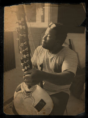 Ibrahim Keita: Kora