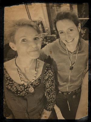 Sandrine Monlezun et Awena Burgess : Choeurs