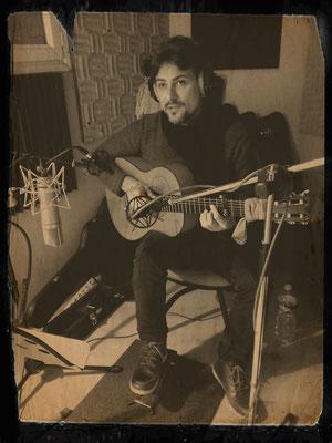 Cristobal Corbel: Guitare Flamenca