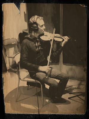 Jonathan Dour : Violon