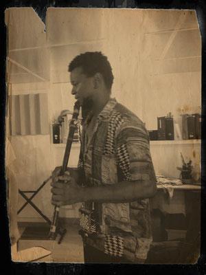 Dramane Dembélé: Flûte peule, Ngoni, Tama