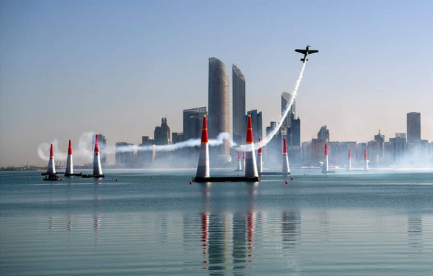 Red Bull Air Race Abu Dhabi