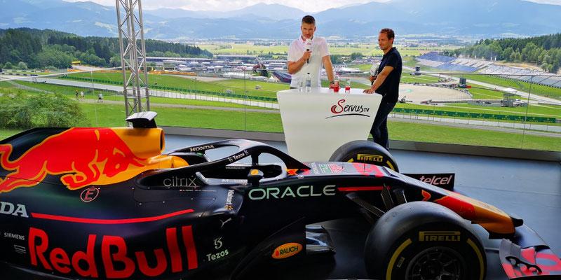 Formula One Styrian & Austrian GP