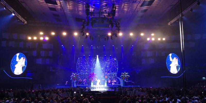 Andrea Berg in concert / Mosaik Tour
